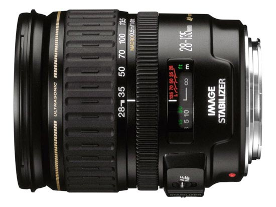 Canon EF 28-135mm f/3,5-5,6 IS USM