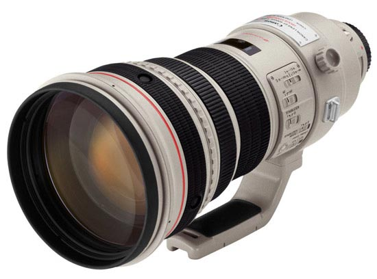 Canon EF 400mm f/2,8 L IS USM
