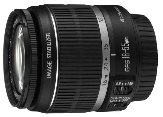 Canon EF-S 18-55mm f/3,5-5,6 IS