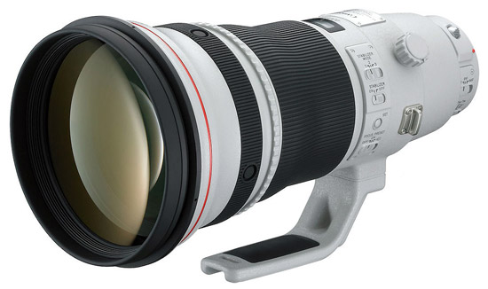Canon EF 400mm f/2,8 L IS II USM