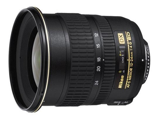 Nikon AF-S DX 12-24mm f/4 G IF-ED