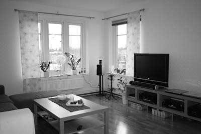 focal length examples in a living room lensora the